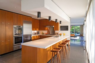 A Renovated, Midcentury Glass-and-Steel House in New York Asks $2M - Photo 5 of 9 -