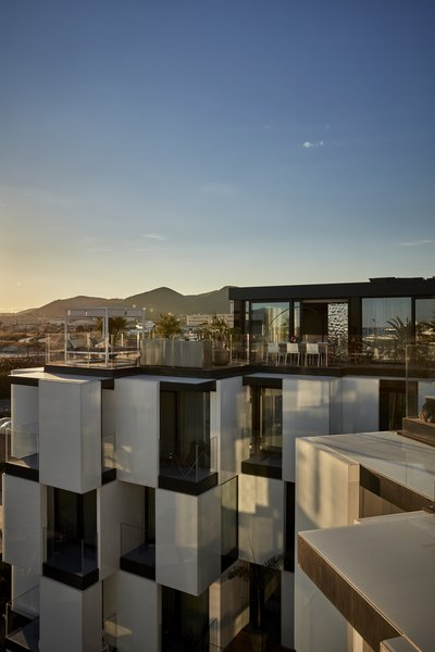 Best 48 Modern Exterior Apartment Design Photos And Ideas Dwell Beauteous Design Your Apartment Exterior