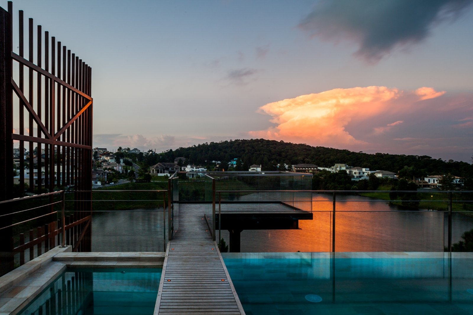 Mirante House by FGMF Archtects