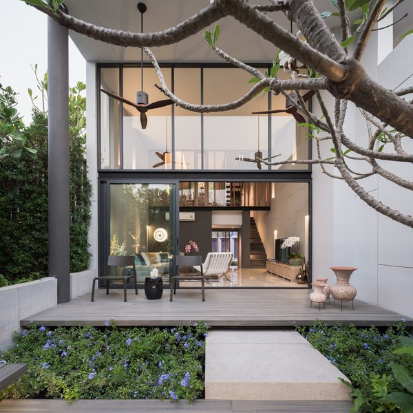 Townhouse with Private Garden