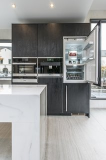 Atlanta Design Economy Credits<br><br>Architecture: Jeffrey Bruce Baker<br>Hard surface and cladding material manufacturer: Neolith