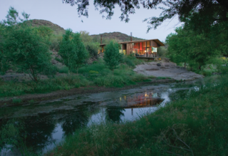 The Pond House by Will Bruder that just sold for $1M