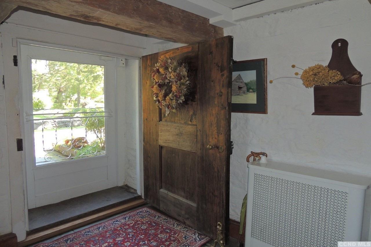 Oriskatach, The Gerrit Van Zandt House built in 1755