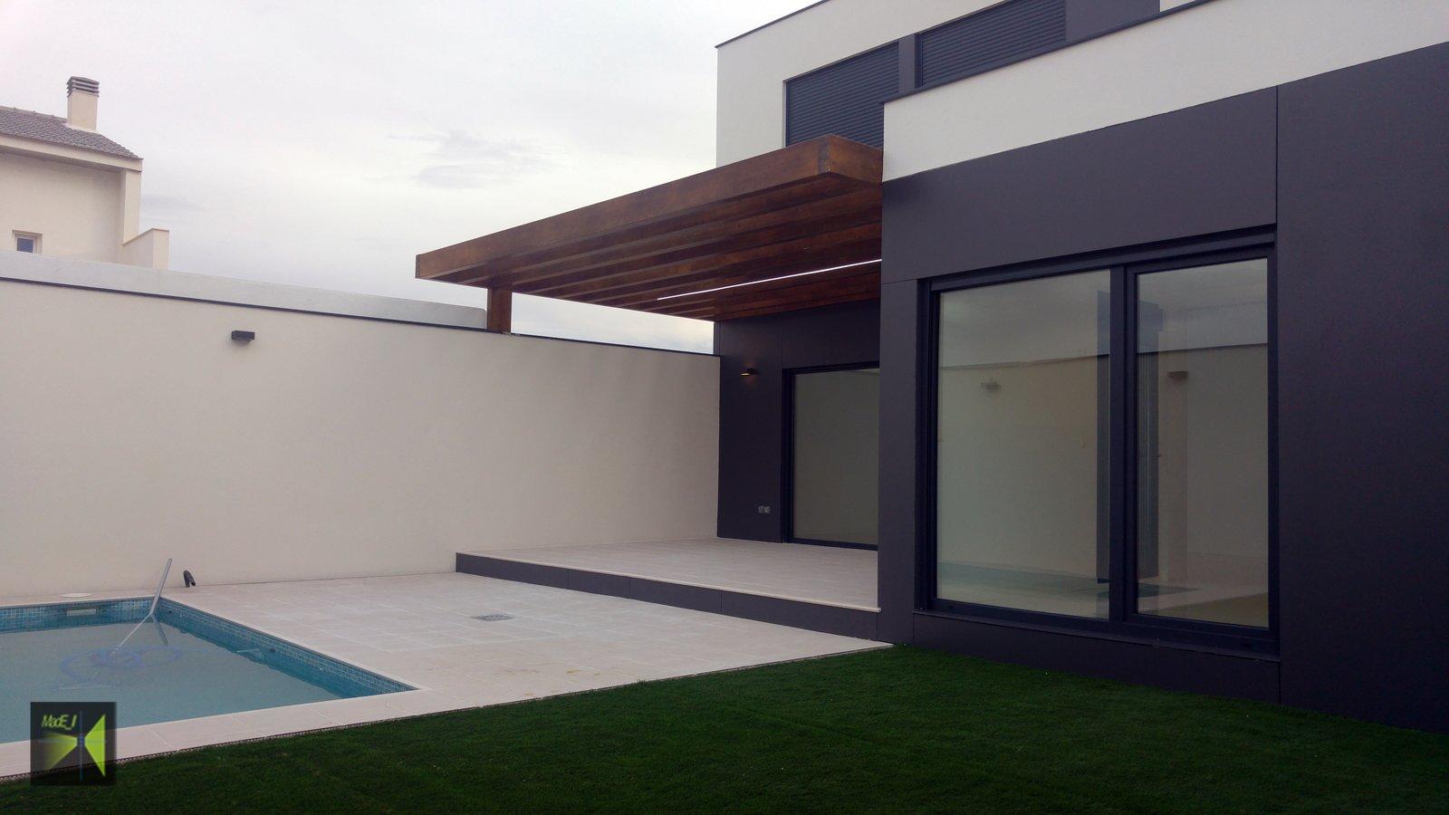 Patio  Casa Herranz