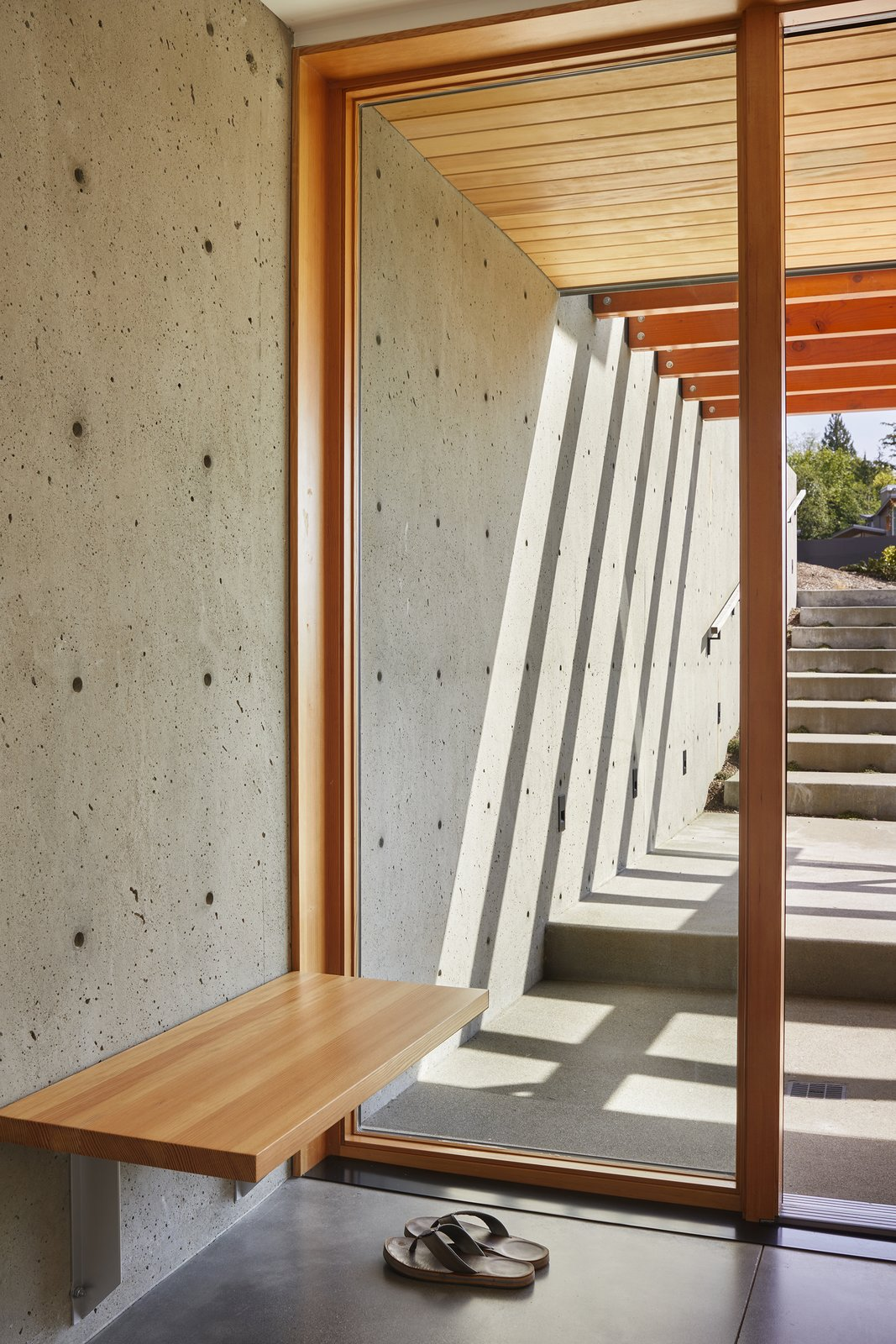 Doors  Issaquah Highlands Residence by Studio Zerbey Architecture