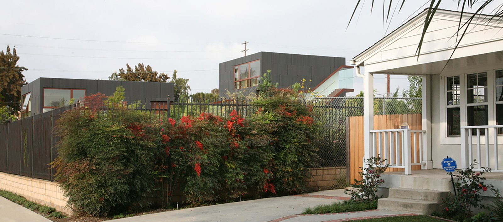 MüSh Residence by Liang Architecture Bureau+
