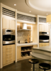 Photo 6 of GE Gradient Glass Tile Kitchen Backsplash modern home