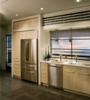 Photo 7 of GE Gradient Glass Tile Kitchen Backsplash modern home