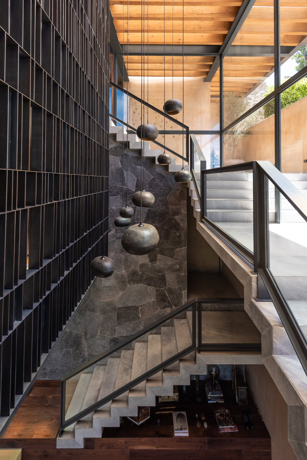Photo 6 of 6 in Top 5 Homes of the Week With Captivating Staircases from Lago House