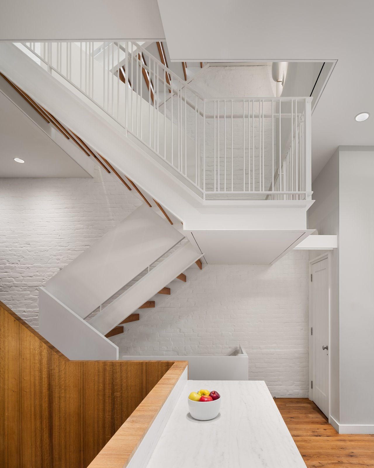 10th Street House by Shakespeare Gordon Vlado Architects