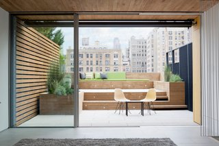 Upper West Side Triplex and Rooftop Addition