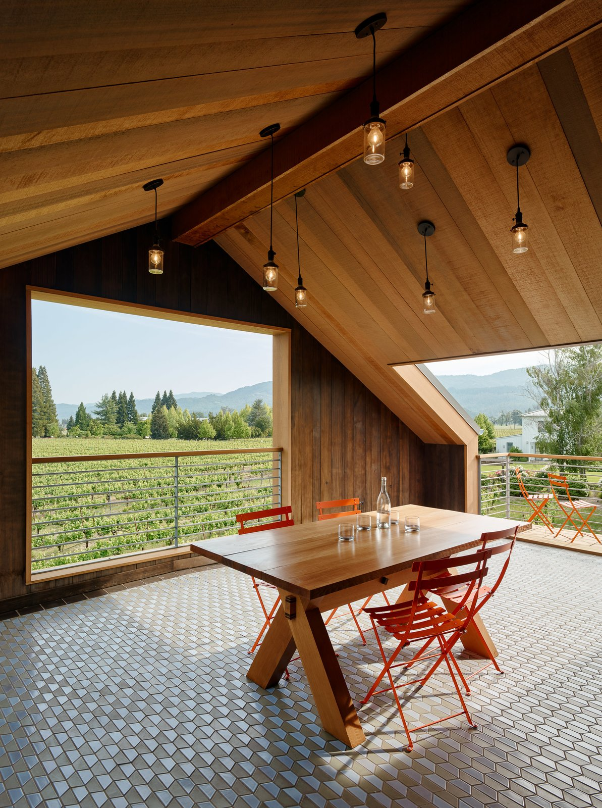 Photo 2 of 6 in Top 5 Homes of the Week With Amazing Outdoor Spaces from Napa Barn