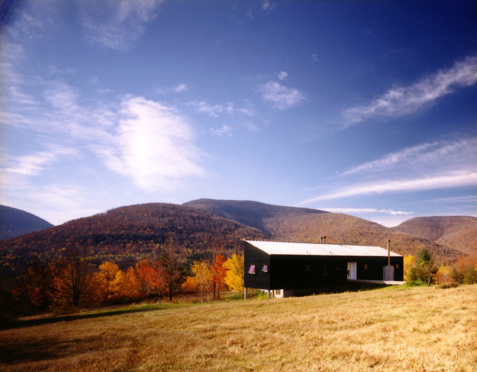 Nickerson-Wakefield House by anderson architects