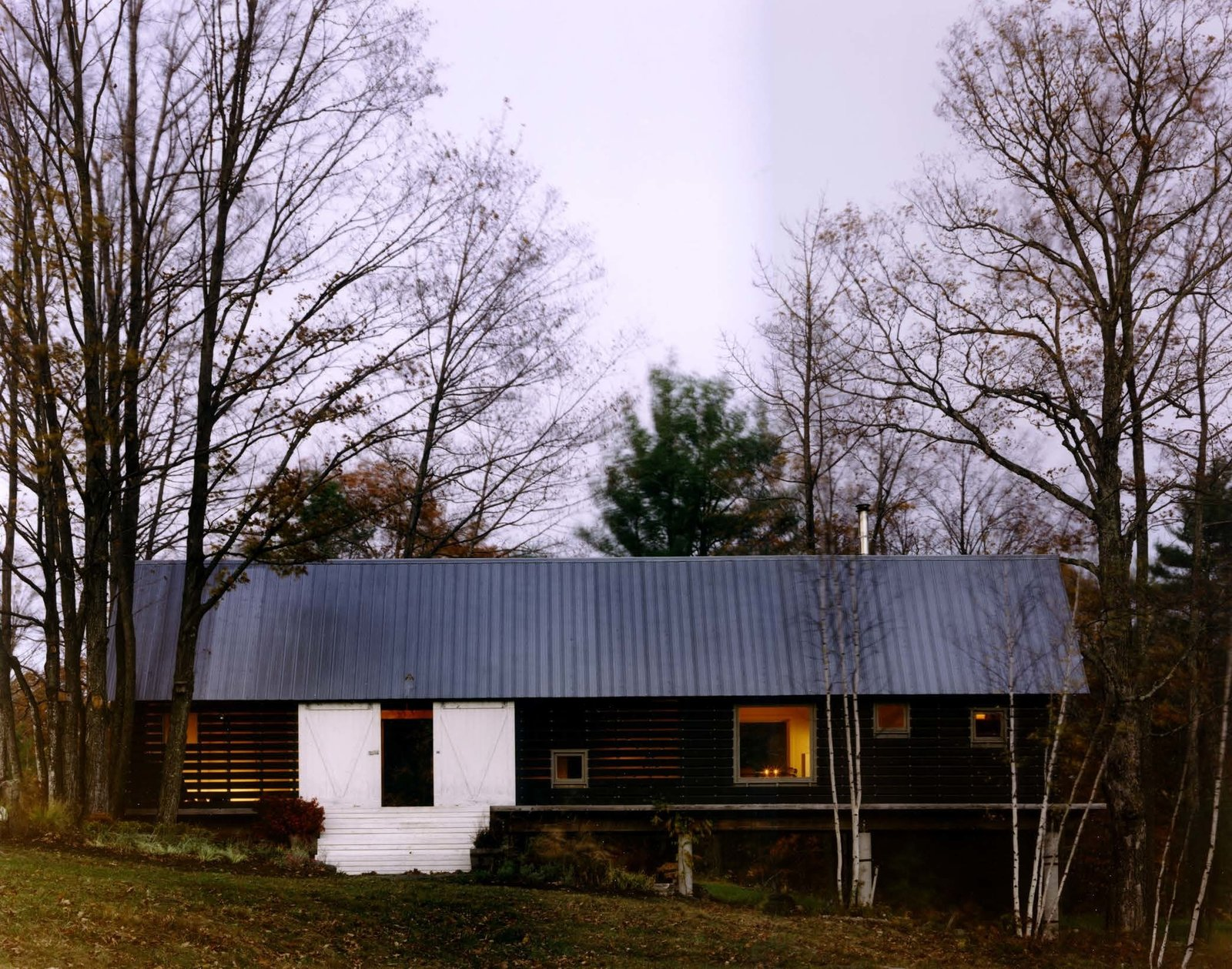 Vermont Shack by anderson architects