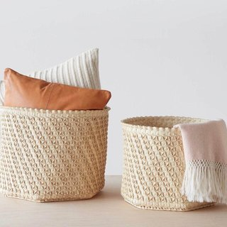 The Citizenry Solor Palm Baskets