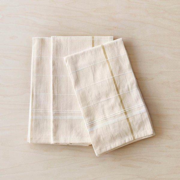 Onam Kitchen Towels - Blush