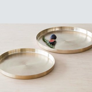 Dasar Bronze Trays
