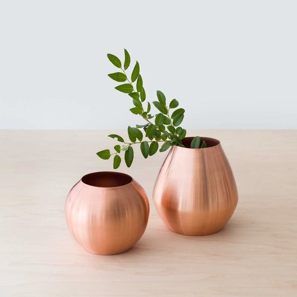 Pashan Copper Vases
