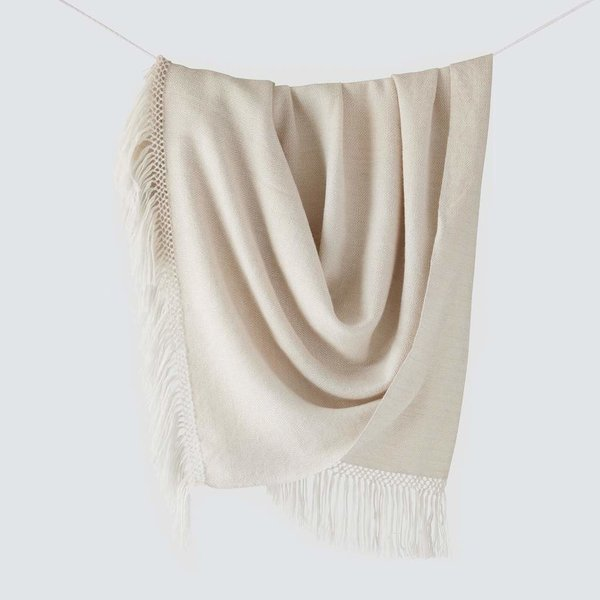 Diamanta Throw - Sand
