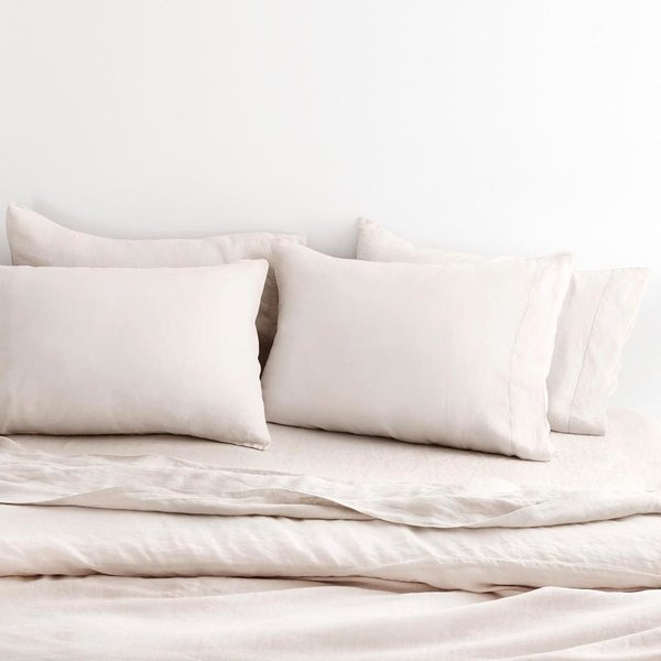 The Citizenry Stonewashed Linen Bed Bundle