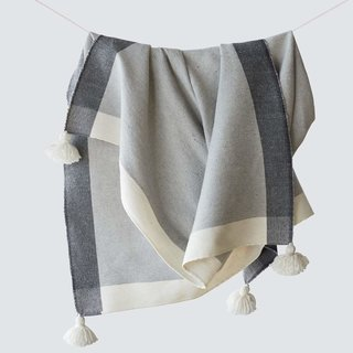 The Citizenry Anisa Throw - Grey