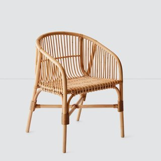 The Citizenry Jakarta Rattan Dining Chair