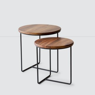 The Citizenry Centro Side Tables
