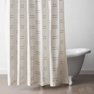 The Citizenry's Chilka Shower Curtain