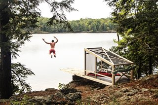 Dream/Dive Platform Encourages Playful Summer Living