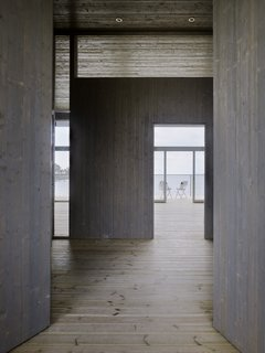 A Swedish Coastal Town Commissions an Otherworldly Bathhouse - Photo 4 of 5 -