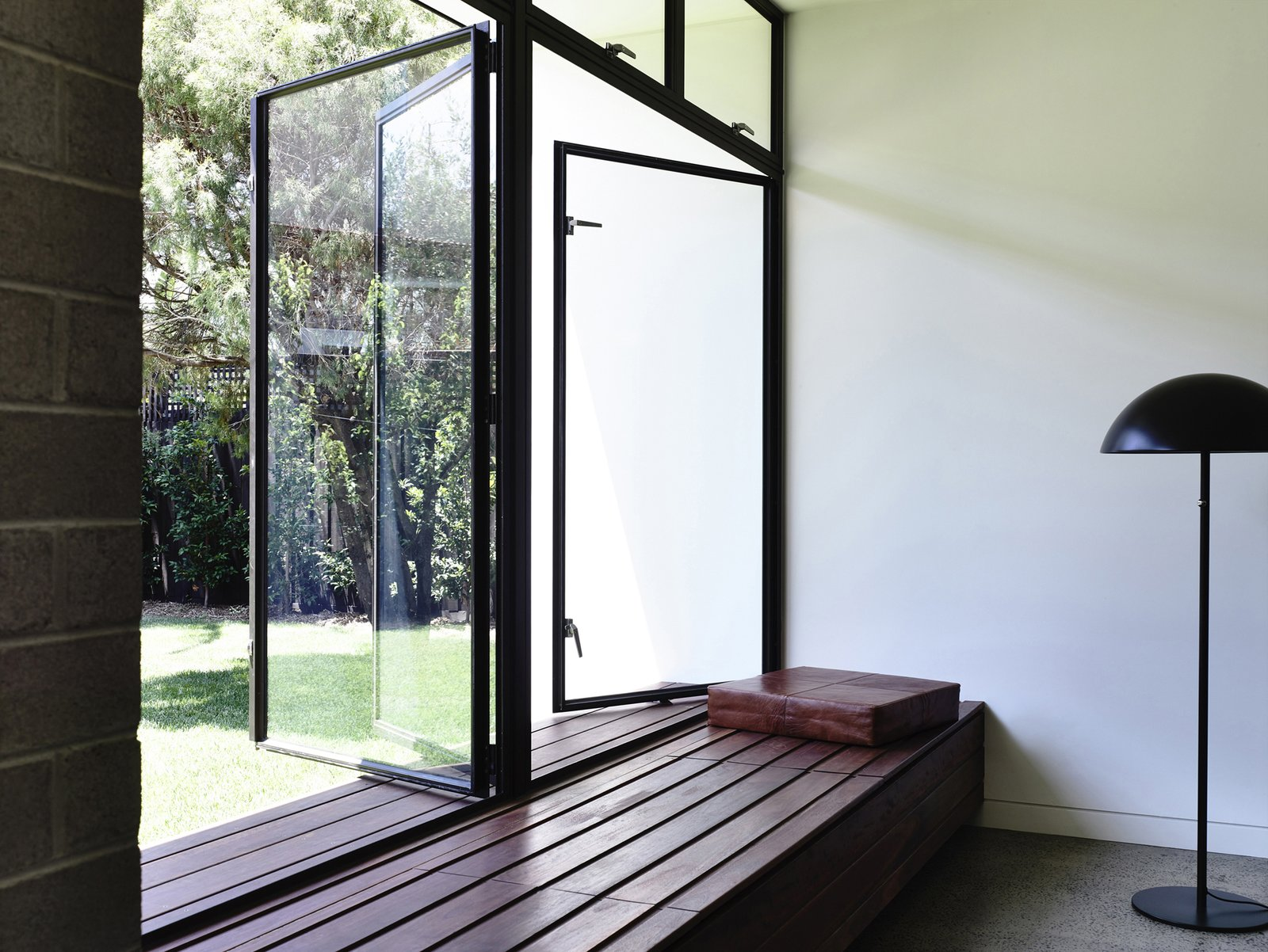 Windows, Metal, and Casement Window Type  Photo 9 of 10 in Old Meets New in This Modern Extension to an Edwardian House in Melbourne