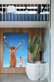 Unexpected Bursts of Color Enliven a Midcentury Pad in Australia - Photo 6 of 6 -