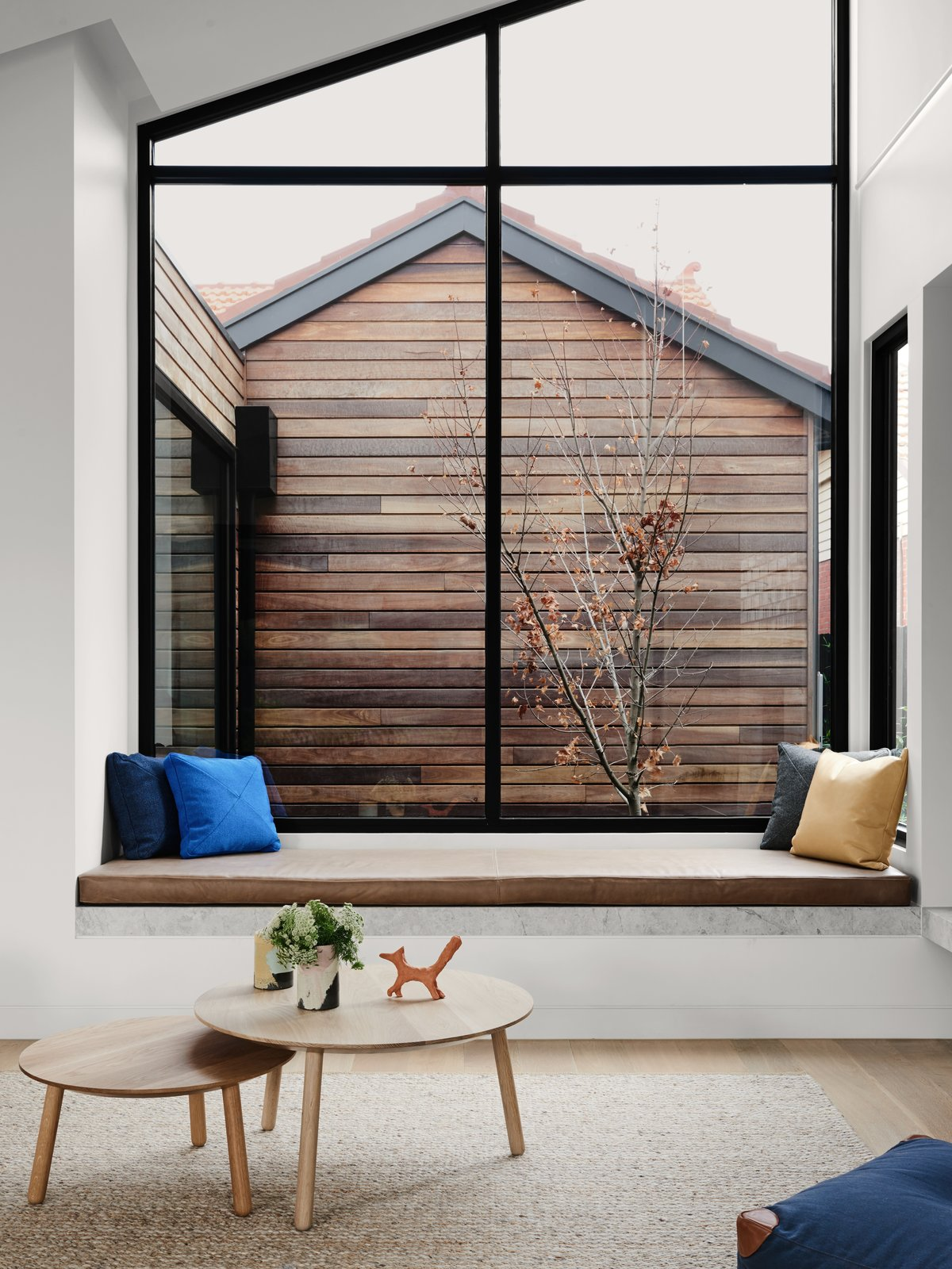 Windows, Casement Window Type, and Metal  Photo 2 of 10 in A Run-Down Melbourne Bungalow's Makeover Embraces Light and Family Life