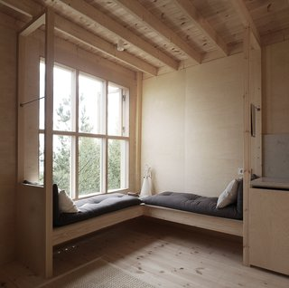 Unwind in a Simple Swedish Cabin With a Meditative Lookout on the Roof - Photo 4 of 7 -