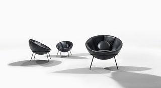Modern Master Lina Bo Bardi's Bowl Chair Makes a Comeback - Photo 2 of 10 -