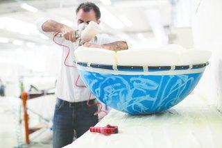 Modern Master Lina Bo Bardi's Bowl Chair Makes a Comeback - Photo 4 of 10 -
