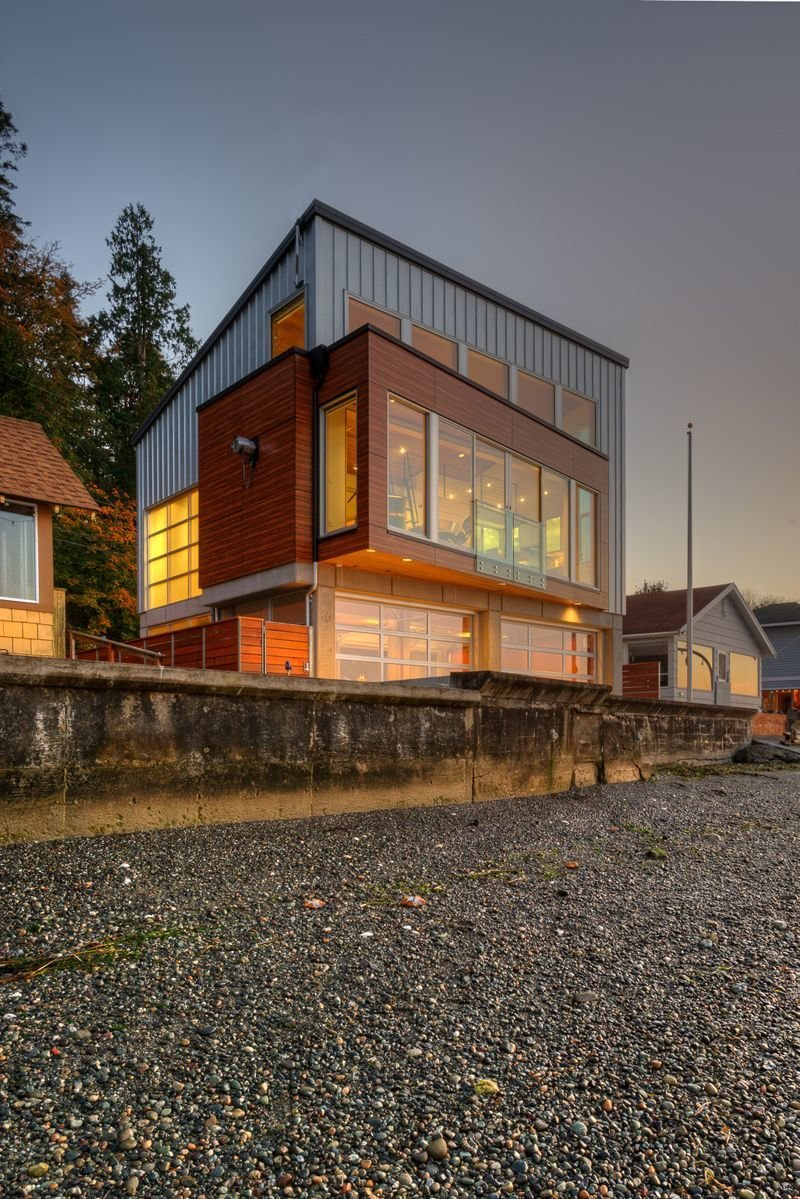 This Puget Sound Fortress Is Braced For a Tsunami