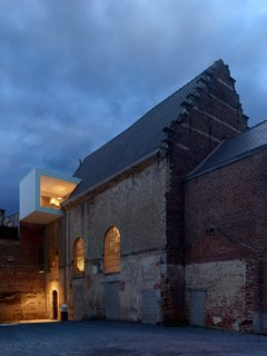 This Chapel-Turned-Office in Belgium Is Unbelievably Cool - Photo 8 of 8 -