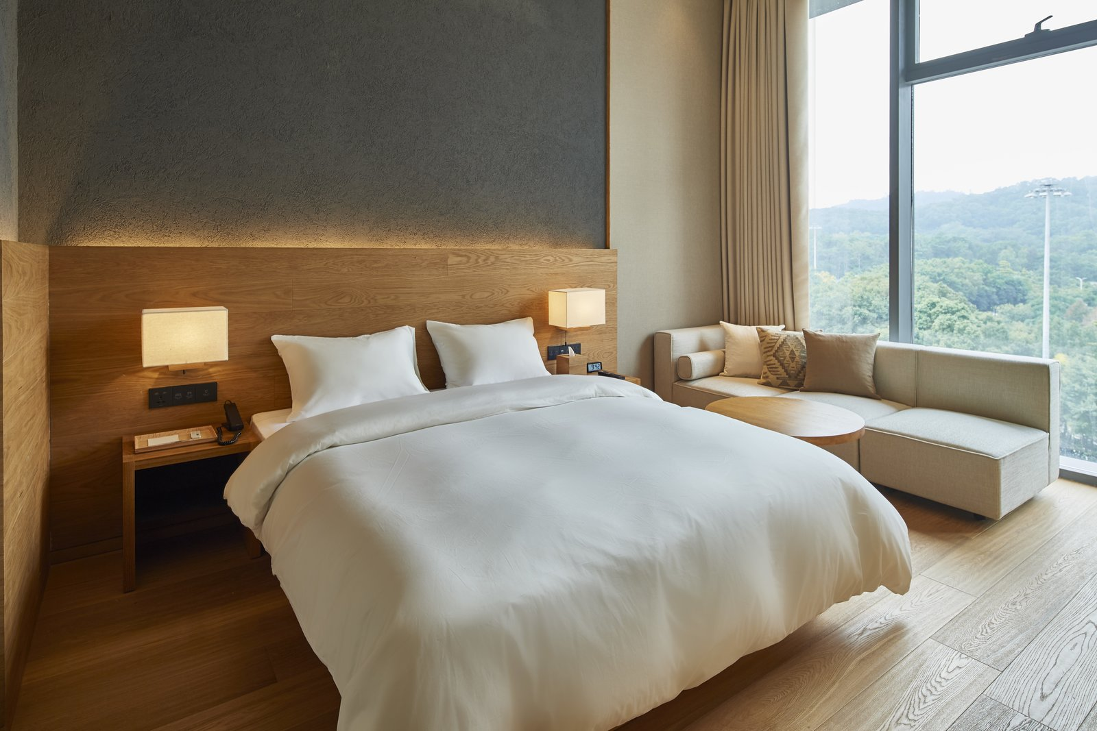 Be the First to Stay in the New Muji Hotel in Shenzhen