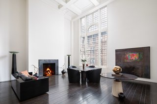 Legendary Designers Massimo and Lella Vignelli's New York Duplex Is Listed at $6.5M