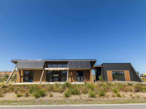 A New, Affordable Green Home Comes to an Australian Eco-Village