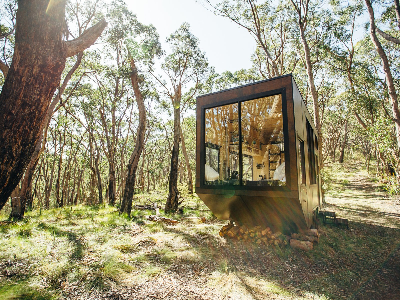 Tiny Home Designs: Unplug At This Off-Grid Tiny Home In South Australia