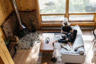 Budget Breakdown: A Creative Couple Rehab a Vermont Cabin For $18K