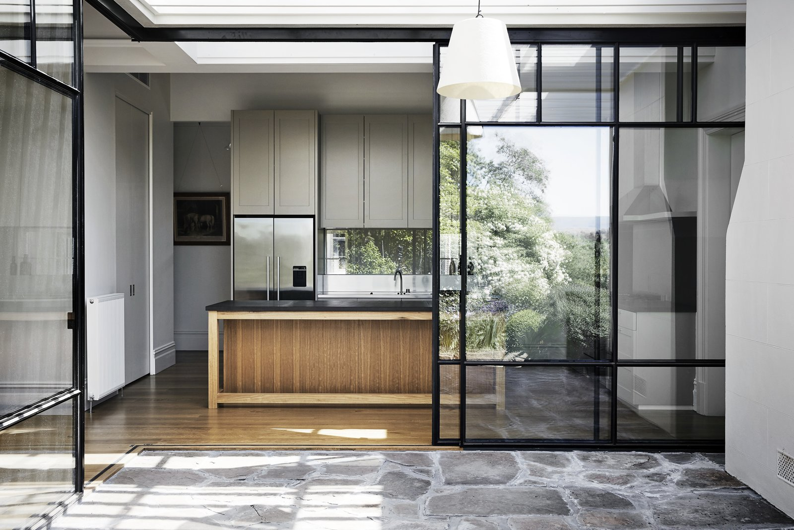Light Floods This Dazzling Renovated Victorian in Australia
