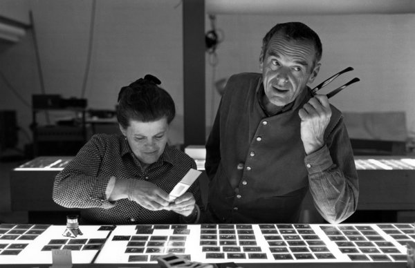 Catch 'The World of Charles and Ray Eames' at the End of its Tour in Oakland