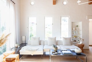 A Spanish Colonial in Hollywood Gets a Dreamy New Look