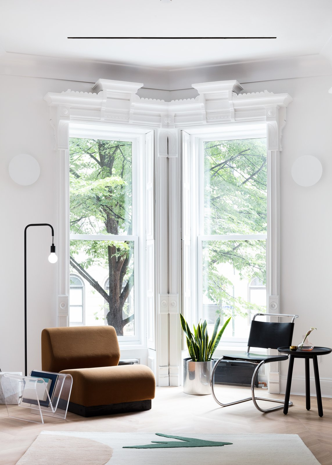 Prospect Heights Townhouse by Hatchet Design Build