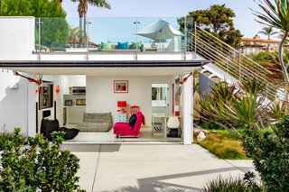 "A Revamped Cottage With a Detached Entertainment ""Cube"" Asks $2.8M in San Diego"
