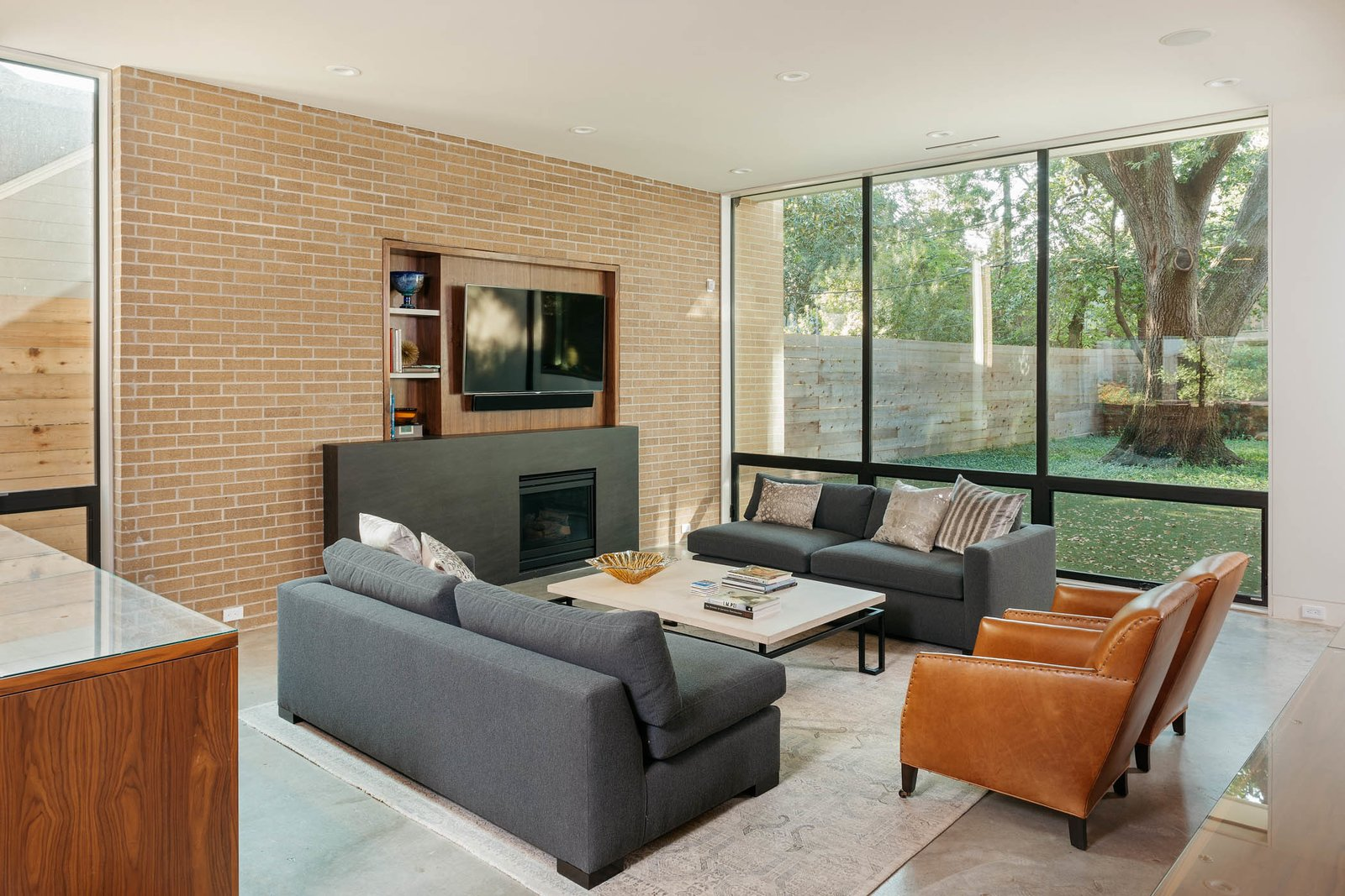 Living Room  Tangley by studioMET architects