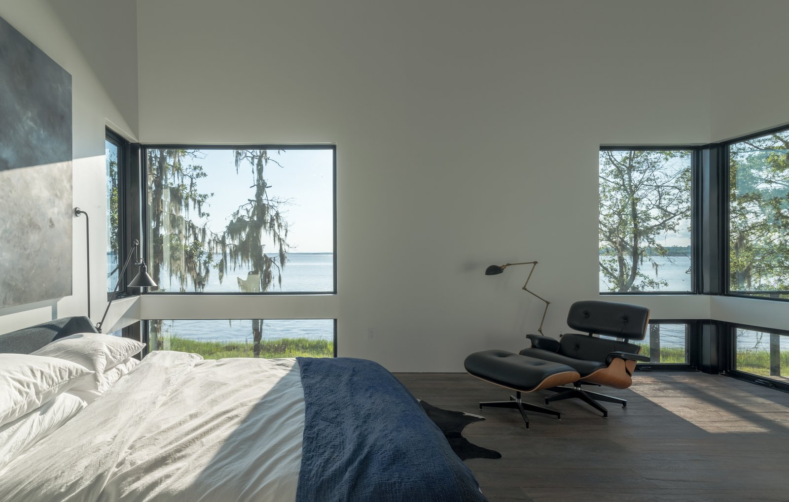 Bedroom  Lakefront by studioMET architects
